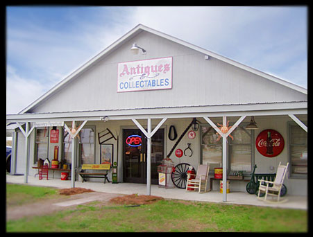 Riverside Barn Antiques - Wallace NC